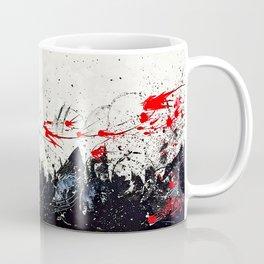 Cosmos shower (Sin City inspired) Coffee Mug