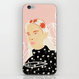 Baby Girl iPhone Skin