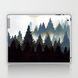 Fog Forest Laptop & iPad Skin