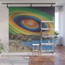 Supergraphic Summer - The Color of Summer 2 Wall Mural