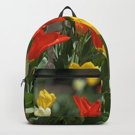 Lewes Tulips Festival Backpack