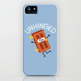 Don't Knock It iPhone Case