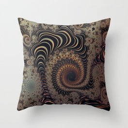 Joined Forces Throw Pillow