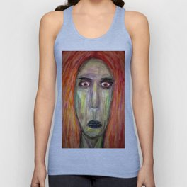 Abject Apathy. Unisex Tank Top