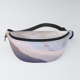 Lavender Night Fanny Pack