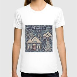 Christmas , Countryside T-shirt