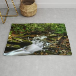 Down By The Creek Rug