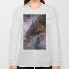 Eta Carinae Nebula - Space Art Long Sleeve T-shirt