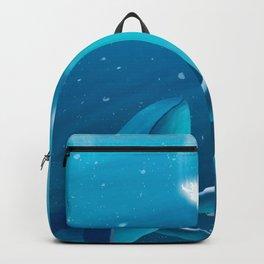 Lovely Dolphin Backpack