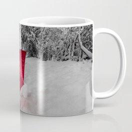 Just a Dusting of snow Coffee Mug