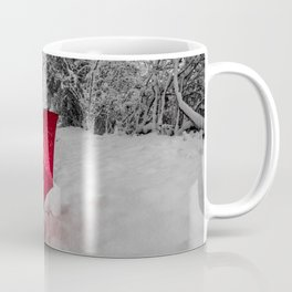Just a Dusting of snow Coffee Mug
