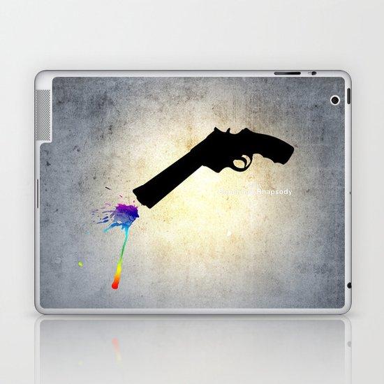 Bohemian Rhapsody Laptop & iPad Skin