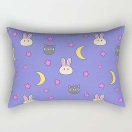 Chibiusa Luna-P Sailor Moon SuperS Blanket Rectangular Pillow