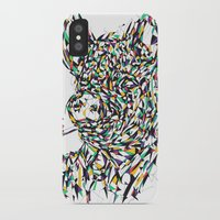 smoking iPhone & iPod Cases featuring Smoking by mary wong ting fung