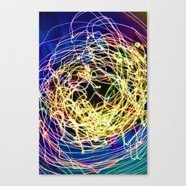 Moonsuit Canvas Print