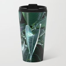 Botanical night dream Metal Travel Mug