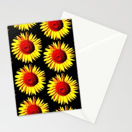 Sunflower group Stationery Cards
