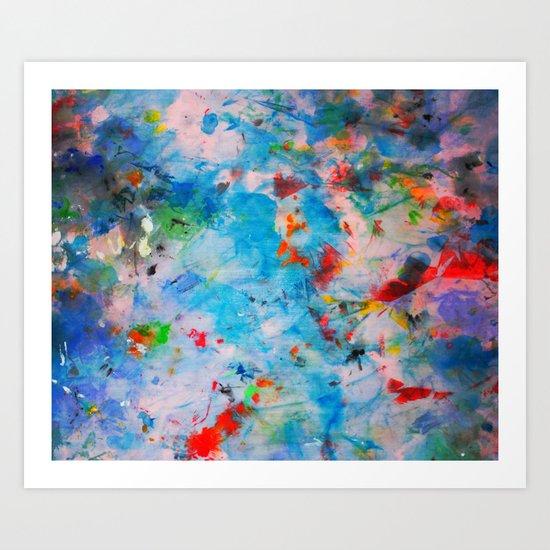 Sun Kissed Art Print