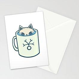 Nurro in a Neuron Mug Stationery Cards