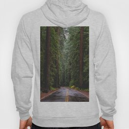 Avenue of The Giants Hoody