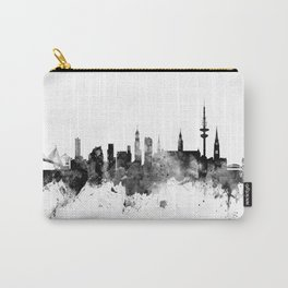 Hamburg Germany Skyline Carry-All Pouch