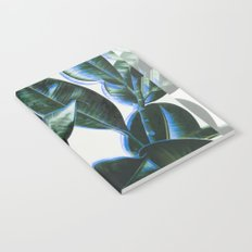 Leafy Notebook