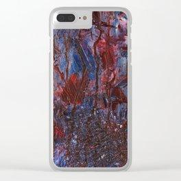 ache Clear iPhone Case