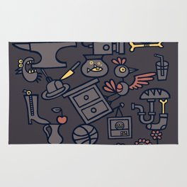All Things in Balance Rug