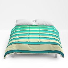 Horizontal shutter Comforters