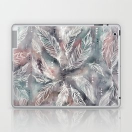Mojave Feathers Laptop & iPad Skin