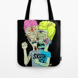 Monster Buddys Tote Bag