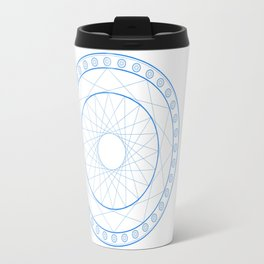Anime Magic Circle 11 Travel Mug