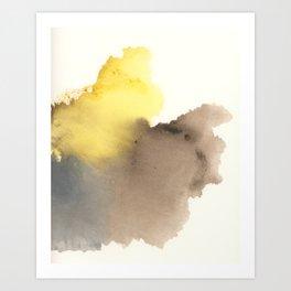 Litmus No. 11-1 Art Print