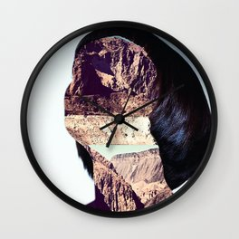 Haircut 10 Wall Clock