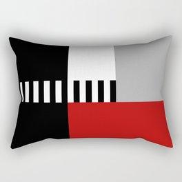 Geometric pattern 4 Rectangular Pillow