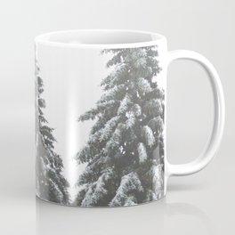 Frozen Spruces Coffee Mug