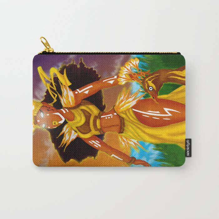 Oshun Carry-All Pouch