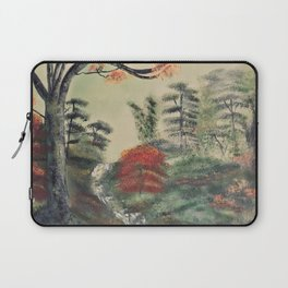 The green forest Laptop Sleeve
