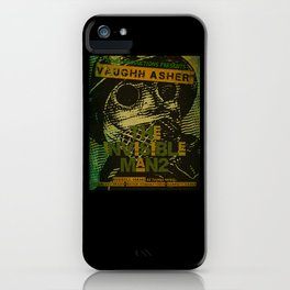 Official Invisible Man 2 Print iPhone Case