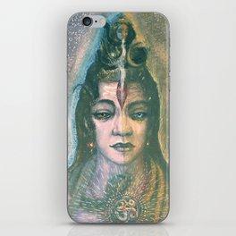 Ardh-narishwara iPhone Skin
