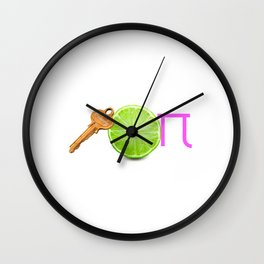 Key Lime Pi Wall Clock