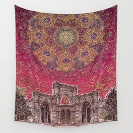 Shamsa Wall Tapestry