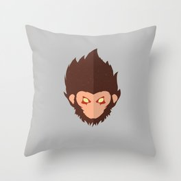 Wukong Throw Pillow