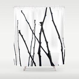 Birchie Shower Curtain
