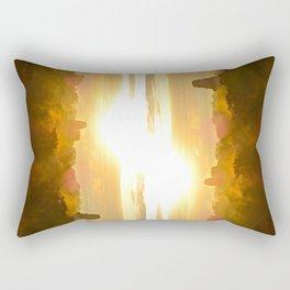 Nature 8 Rectangular Pillow