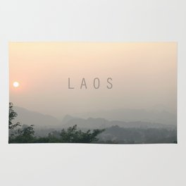 COUNTRY SERIES - LAOS Rug