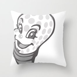 Illustration Throw Pillow