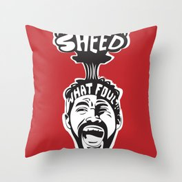 'Sheed Protest Throw Pillow