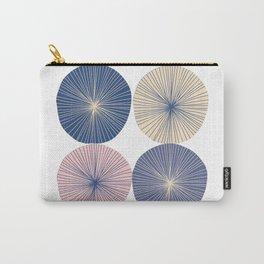 Art deco parasol Carry-All Pouch
