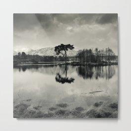 Lochan Metal Print